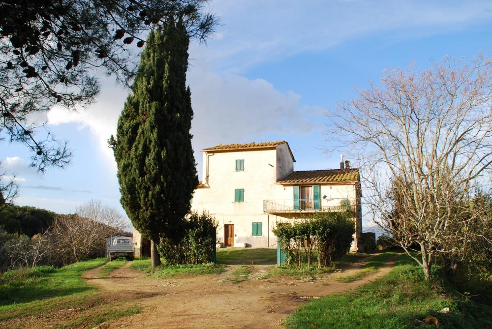 Weingut in der Toskana - interessante Immobilie