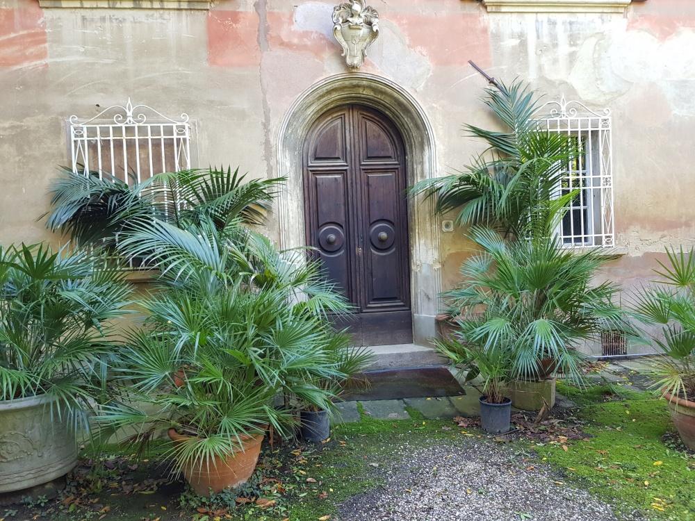 Antike Villa in der Toskana zum kaufen