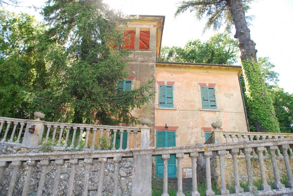 Immobilie Jugenstilvilla in der Toskana zum Kauf