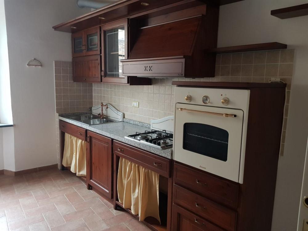 Küche von Apartment zum kaufen in Toskana