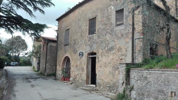 Altes Haus Rustico in Lari bei Pisa