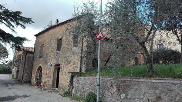 Rustico zum Ausbauen in der Toskana
